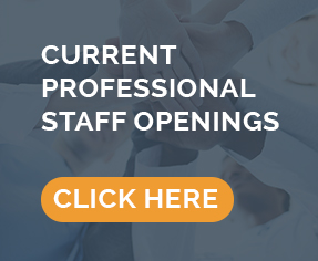 current professional staff openings