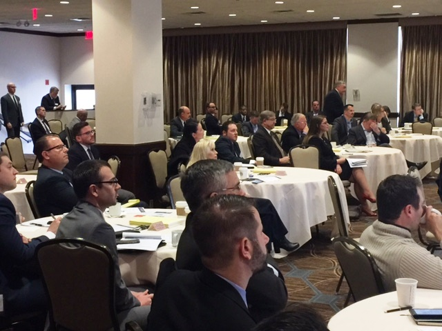 Attendees of the 2017 Vorys Advisors Energy Summit