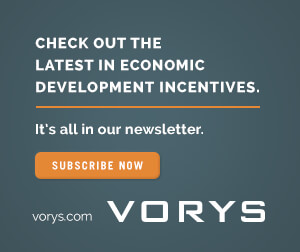 Development Incentives Quarterly
